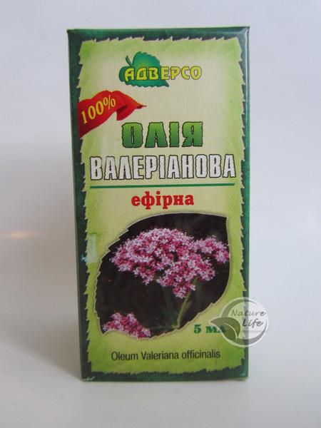 Эфирное масло Валериановое 5 мл