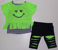 Детская одежда (Турция).Костюм на девочку 1,2,3 года 100 % хлопок