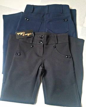 Детские брюки для девочки классические 122-140 см, фото 2