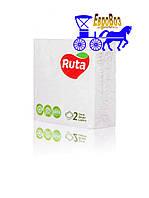 Салфетки RUTA Double Luxe 40 листов двухслойные 24х24