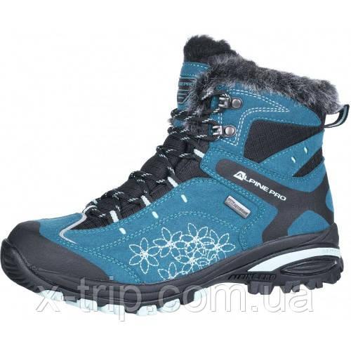 Ботинки Alpine Pro Bona взрослая, да, Треккинг; город, женский, 37