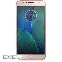 Мобильный телефон Motorola Moto G5S Plus (XT1805) 32Gb Gold (PA6V0030UA)