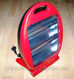 Обігрівач кварцовий інфрачервоний Domotec NSB-80 Quartz Heater 0.8 кВа