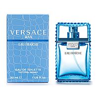 Мужской парфюм Оригинал Versace Man Eau Fraiche 30ml edt ( свежий, мужественный, чувственный, харизматичный)