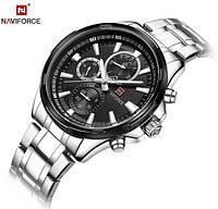 Мужские наручные спортивные часы Naviforce 9089, Гарантия 6 мес. Чоловічий спортивний годинник