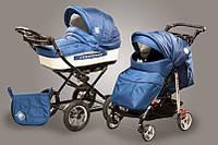 Классическая коляска 2-в-1Trans baby Win/Sum