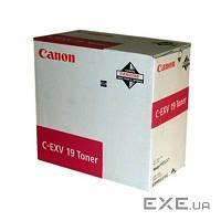 Тонер Canon C-EXV19 Magenta ImagePress C1 (0399B002AA)