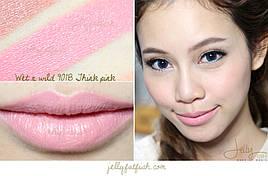 Матовая помада Wet n Wild MegaLast Lip Color, оттенок Think Pink 901B