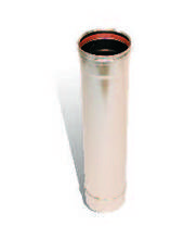 Одностінна труба з нержавіючої сталі