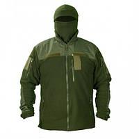 Куртка флисовая ТАКТИКА олива