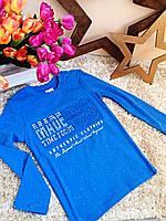 Стильная футболка-лонгслив для мальчиков Оптом и в розницу Турция