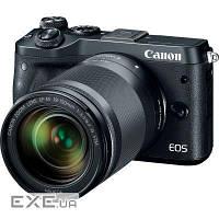 Цифровой фотоаппарат Canon EOS M6 18-150 IS STM Black Kit (1724C044AA) (1724C044)