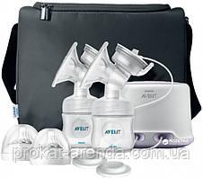 Молокоотсос на 2 груди Philips AVENT Comfort SCF334/02