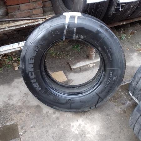 Шины б.у. 215.75.r17.5 Michelin XTE2 Мишлен. Резина бу для грузовиков и автобусов