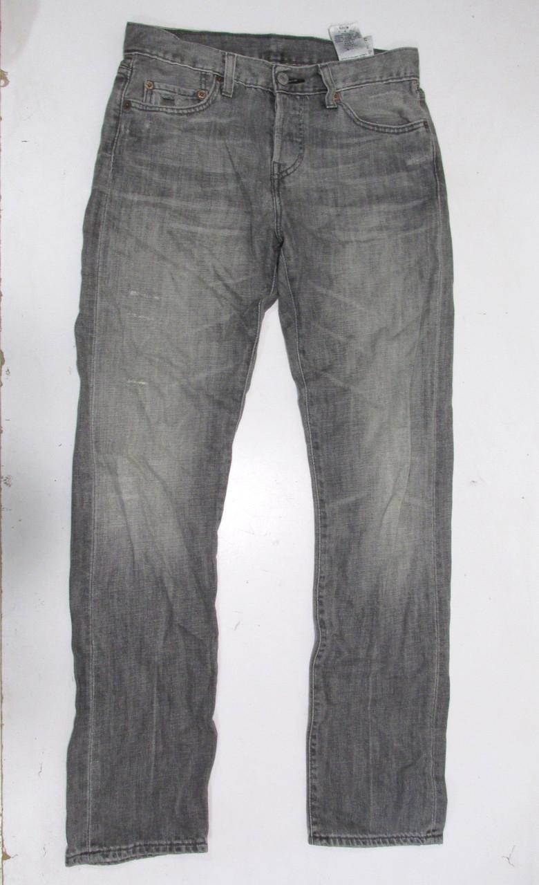 Джинсы LEVIS 501, W26 L32,  cotton, Отл сост!