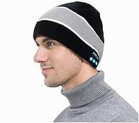 Шапка с bluetooth гарнитурой, шапка с наушниками блютуз, наушники шапка, оригинальный подарок
