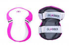 Комплект защитный для самоката детский Globber розовый до 25кг (XXS) 540-110