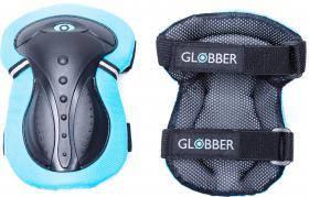 Комплект защитный для самоката детский Globber синий до 25кг (XXS) 540-100