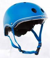 Шлем защитный детский Globber, синий, 51-54см (XS) 500-100