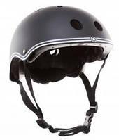 Шлем защитный детский Globber, черный, 51-54см (XS) 500-120