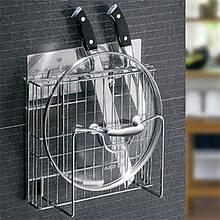 Сушка органайзер для кухонных ножей Magic Flexible Stickerкод 4512 АКБ