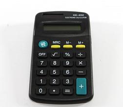 Карманный калькулятор KK 402
