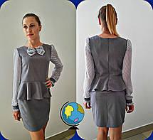 Платье подростковое ткань мадонна 146-158 см, фото 3