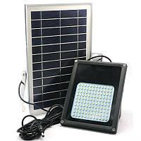 Прожектор с солнечной батареей, 120 LED, фото 1