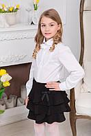 Блуза белая школьная, фото 1