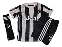 Футбольная форма Ювентус (FC Juventus) 2017/18 детская + Гетры Ювентус