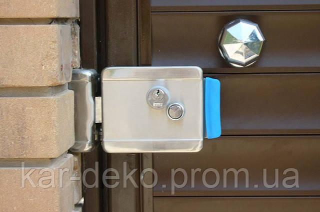 фото замок электромеханический kar-deko.com