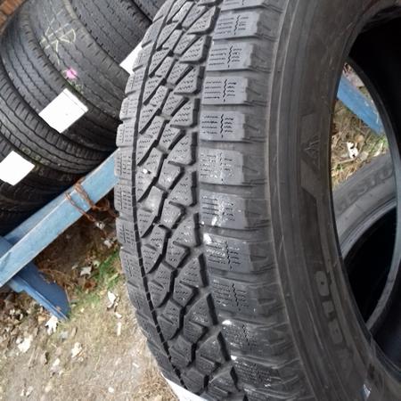 Шины б.у. 205.65.r16с Bridgestone Blizzak W810 Бриджстоун. Резина бу для микроавтобусов. Автошина усиленная. Цешка