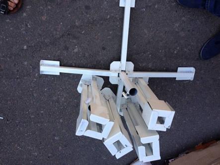 Подставка для зонта раскладная, крепление. (Арт. 310516), фото 2