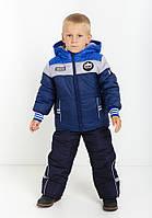 Модный детский зимний комбинезон  Бенеттон Нью  1 , от производителя оптом и в розницу