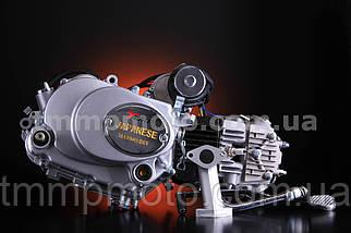 Мото двигатель Дельта Delta -125куб механика заводской, фото 2