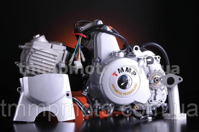 Мото двигатель Дельта Delta 157FMH -125куб.см  механика заводской, фото 2