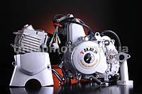 Мото двигатель Дельта Delta -125куб механика заводской