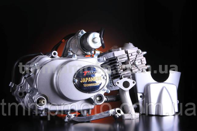 Двигатель Mustang / Sabur / Fermer / Riga / Active / Keeway / Horse / Lifan -72см3 механика заводской оригинал, фото 2