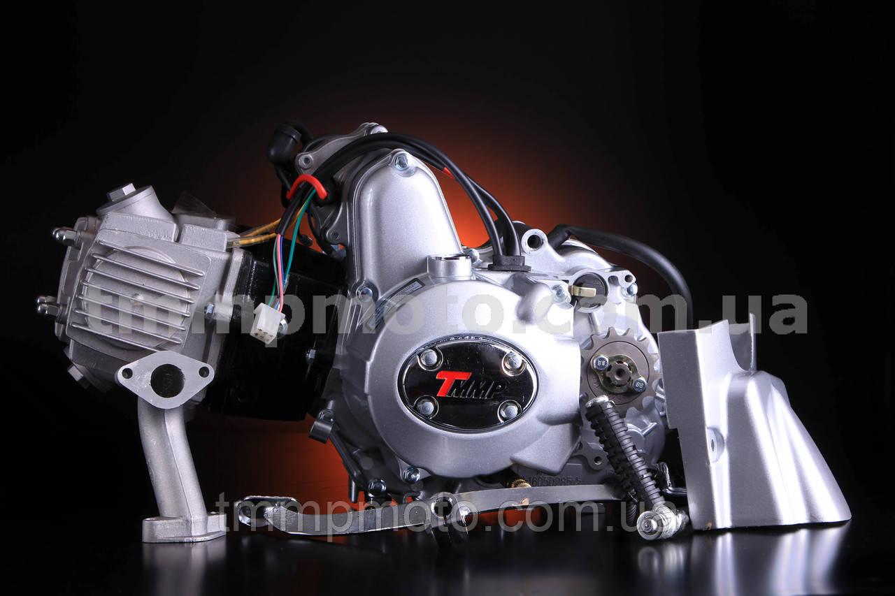 Мото двигатель Дельта-110см3 52,4мм  механика заводской