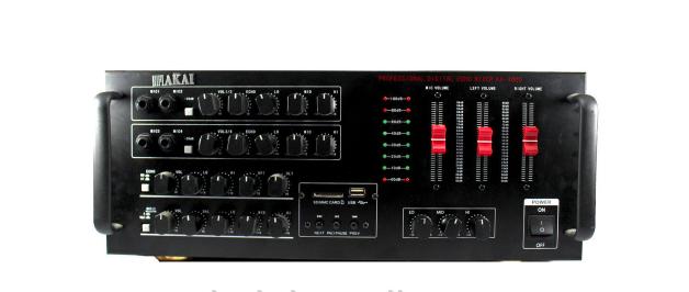 Усилитель звука  AMP 909, фото 2