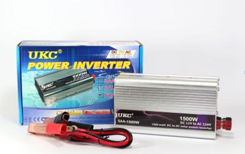 Преобразователь AC/DC 1500W SAA UKC, фото 2