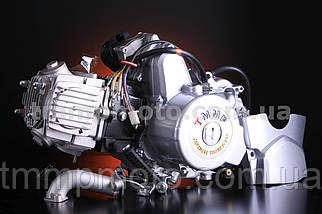 Двигатель актив дельта альфа ТММР Racing -125 полуавтомат, фото 2