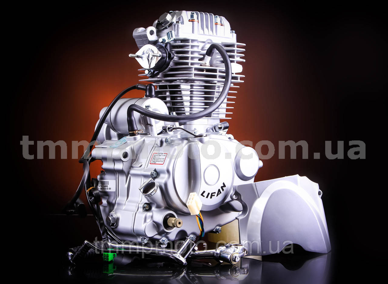 Двигатель в сборе Minsk-Viper CB 150cc/150см3