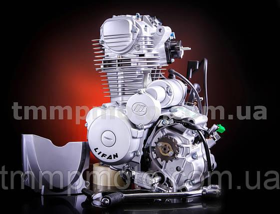 Двигатель в сборе Minsk-Viper CB 150cc/150см3 , фото 2