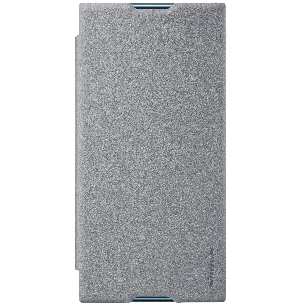 Чехол книжка Nillkin Sparkle Series для Sony Xperia XA1 Plus черный
