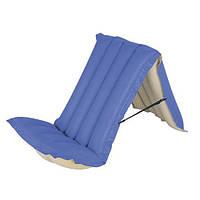 Надувное кресло-кровать для кемпинга. BESTWAY