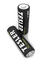 Батарейки TESLER ECO Series LR03 SIZE AAA (2шт)
