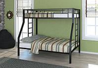 """Двухъярусная трехместная кровать """"Адель"""""""