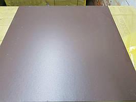 Плитка для пола керамогранит моноколор MN 200 600x600 мм, Грес напольный, на фасад матовый