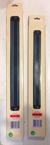 Магнитный держатель для ножей универсальный 38 см, фото 2